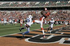Watching the NFL draft is getting me hyped for the NFL season. Who Dey!