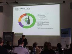 Wines of New Zealand's Pinot Noir masterclass 2017 key varieties