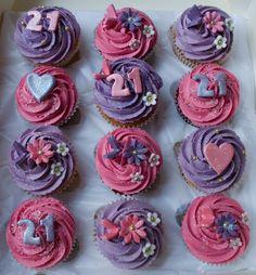 Birthday Cupcake Decorating - http://drfriedlanderdvm.com/birthday-cupcake-decorating/
