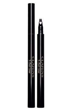Clarins '3-Dot Liner' Eyeliner available at Nordstrom. Great application and easy for a liquid liner!