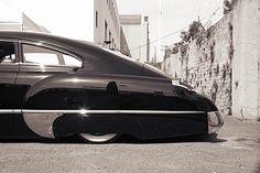 Sleek late 40's Buick