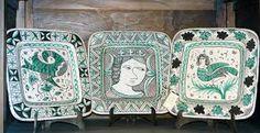 Risultati immagini per tecniche medievali maioliche