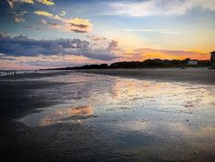 Hilton Head Island sunrise.