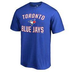 Toronto Blue Jays Victory Arch T-Shirt - Royal