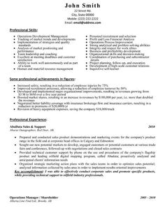 Direct Support Professional Resume Interesting A Resume Template For A Sales And Marketingyou Can Download It Design Inspiration