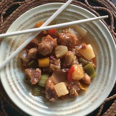 """Sweet and Sour Pork III I """"I will definitly make this recipe again. As good as in a restaurant."""""""