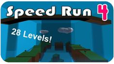 Check out Speed Run 4. It's one of the millions of unique, user-generated 3D experiences created on Roblox. Join in the fun and test your skill with this fast paced platformer! There are 31 unique levels to free run through to victory. Race your friends, or race against the clock and keep an eye on the timer.