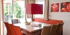 Hochwald - 12-Pers.-Ferienhaus - Luxus , Valance Curtains, Summer, Home Decor, Cottage House, Woods, Luxury, Landscape, Summer Time, Summer Recipes