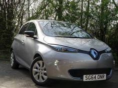Used 2014 (64 reg) Grey Renault Zoe Dynamique Intens 5dr Auto for sale on RAC Cars