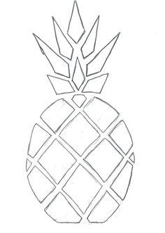 Bulles de cerises: DIY Top Ananas (tuto inside)