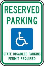 In most cases, permits are assigned to those who meet certain restricted #mobility criteria #NMEDA