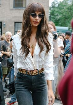 Street Style at New York Fashion Week, September... - More Than Mannequins
