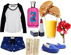 """""""Navy"""" by camiladerrico on Polyvore"""