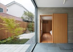 "Asymmetric house in Japan features ""softer spatial experiences also seen in traditional houses"""
