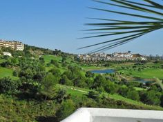 Apartment for Sale in Alhaurin Golf, Costa del Sol - STUNNING apartment located within Alhaurin Golf, this apartment features uninterrupted views of the Ballesteros designed golf course and one of the largest roof top terraces available.