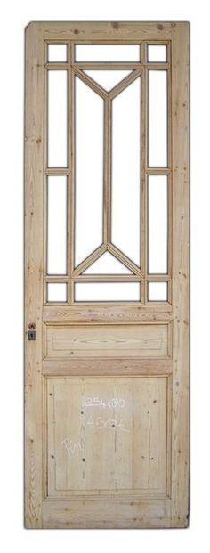 porte vitr e 19 me si cle portes int rieures portes antiques d co pinterest interieur. Black Bedroom Furniture Sets. Home Design Ideas