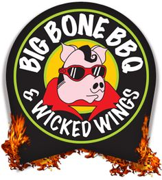 Big Bone BBQ & Wings - Markham - open til 9pm / 7 days (905) 554-7200 I Dare you to try the Elvis Platter !