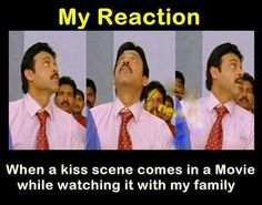 Kissing Scene #Kiss, #Movie