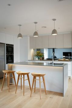1000 ideas about k chenr ckwand on pinterest designs. Black Bedroom Furniture Sets. Home Design Ideas