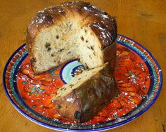 Making Christmas Panettone - Our Italian Table