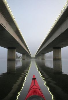 Commonwealth Avenue Bridge, Lake Burley Griffin, Canberra, Australia