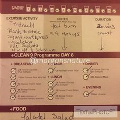"""""""#day9 of 70, #day8 of #C9 managed to get a good #workout in this evening after running around all day like a mad woman. Can't believe it's my last day on the #clean9programme tomorrow already!!! #clean9cleanse #clean9motivation #fitfam #fitness #fitfluential #fitspiration #fitnessjourney #70dayfitnesschallenge #flp #morgansnature #doingme #selfmotivated #noalcohol #dryathlon"""" Photo taken by @natashajmorgan on Instagram, pinned via the InstaPin iOS App! http://www.instapinapp.com…"""