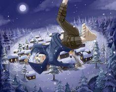 Jack Frost by CaramelBread on Zerochan.net