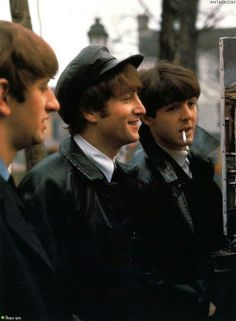 the beatles Paul McCartney john lennon ringo starr