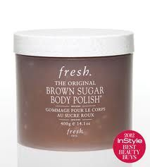 Best Body Polish! Fresh Brown Sugar Body Polish is one of the best we have used.