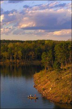 De Queen Lake, Arkansas