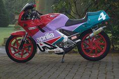 Aprilia AF1 Sintesi 125