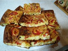Pavlova, Greek Recipes, Food For Thought, Quiche, French Toast, Cooking, Breakfast, Casseroles, Kitchen