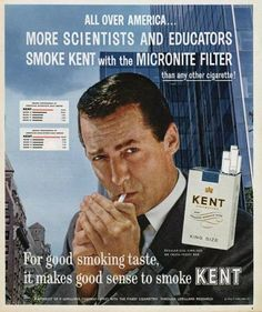 Who does kent appeal to and why?