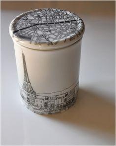 tea cups/paris.