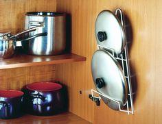Metaltex 362806014 Kiwi Topfdeckelhalter: Amazon.de: Küche & Haushalt
