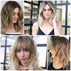 Chic Layered Bob Hairstyles for 2017