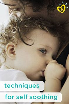 Are you wondering why your baby sucks his thumb? Here's what you need to know about baby or toddler thumb sucking, other self-soothing techniques, as well as a few other helpful things you can do to soothe your crying baby. These tips and suggestions may also help you create a rhythm for your little one's bedtime and sleep routine.
