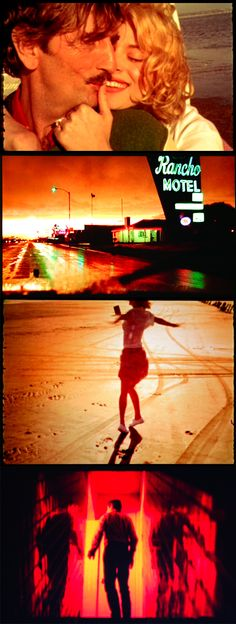 Paris Texas, Harry Dean Stanton and Nastassja Kinski, WIm Wenders. 1984, Palme d'or à Cannes.