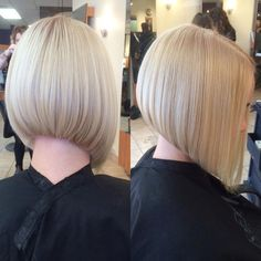 Stunning bob hairstyles for fine hair! Choppy Bob Hairstyles, Short Bob Haircuts, Thin Hairstyles, Hairstyles 2016, Medium Hair Styles, Short Hair Styles, Haircut And Color, Hair Dos, Hair Designs
