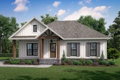 Best House Plans, Small House Plans, 1200sq Ft House Plans, Modern Farmhouse Plans, Farmhouse Style, Farmhouse House Plans, American Farmhouse, Cottage Farmhouse, Farmhouse Ideas
