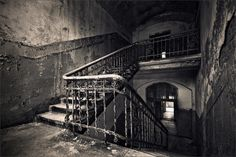 Sammelthema Verlassene, zerfallene, vergessene Gebäude - DSLR-Forum