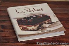 Los postres de los famosos, el libro de recetas