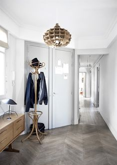 A beautiful flat in the Marais district - French By Design