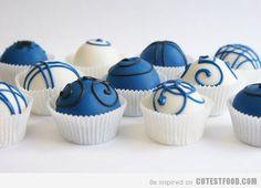 Cute Food, Cute Cupcakes, Designer Cakes, Cupcakes Decorating, Kids Cupcakes, Cupcakes Ideas, Cute Cake - Part 12