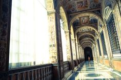 Second Lodge of the Apostolic Palace in Vatican