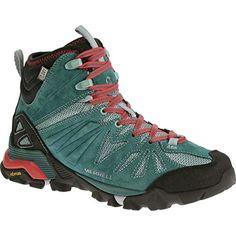 (メレル) Merrell レディース ハイキング シューズ・靴 Capra Mid Waterproof Hiking Boot 並行輸入