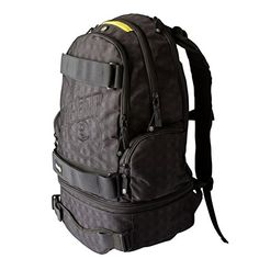 Sector 9 Pursuit Backpack, 21.0 x 14.0 x 9.0-Inch, Black ...