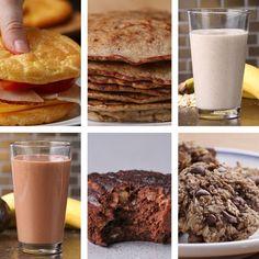 3-Ingredient Breakfasts by Tasty