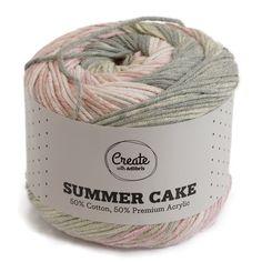 Adlibris Summer Cake 100g Cottage Garden B127 Summer Cakes, Lilacs, Cottage, Create, Rose, Sweet, Threading, Lilac, Cottages