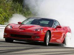 Chevrolet Corvette ZR1 - Top Speed: 205 mph